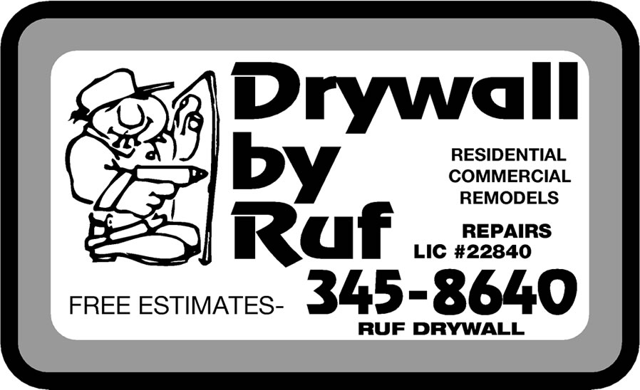 Ruf Drywall Inc