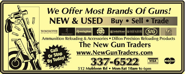 The New Gun Traders