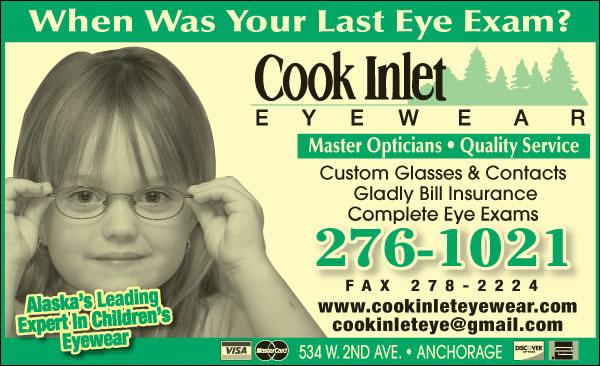 Cook Inlet Eyewear