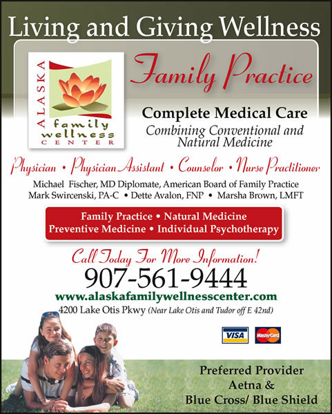 Alaska Family Wellness Center Inc