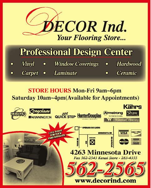 Decor Industries Inc
