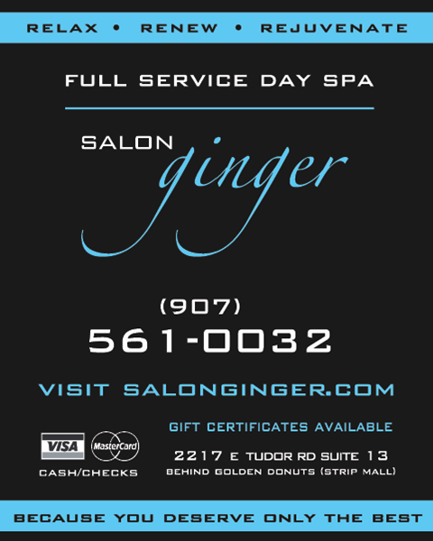 Salon Ginger LLC