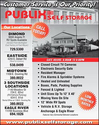 Publix Storage