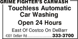 Grime Fighter's Carwash