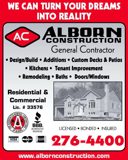 Alborn Construction