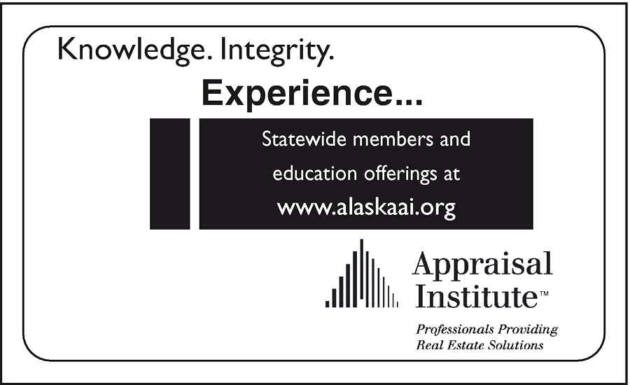 Alaska Chapter of the Appraisal Institute