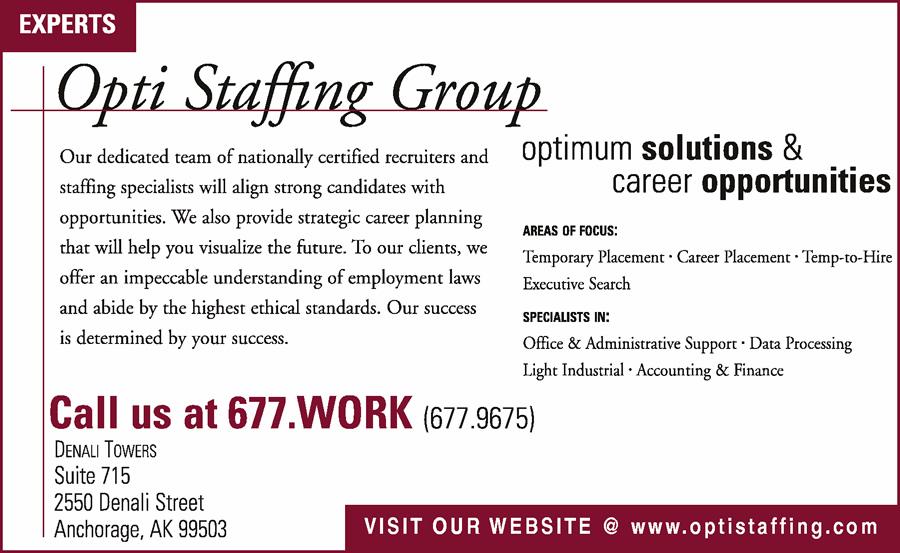 Opti Staffing Group