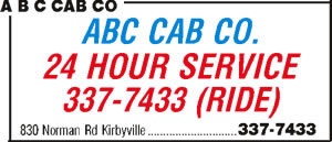 ABC Cab Co