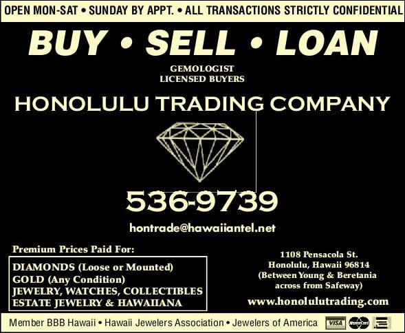 Honolulu Trading Company