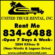 United Truck Rental & Equipment Leasing Inc