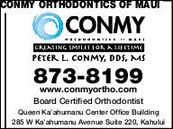 Conmy Orthodontics of Maui