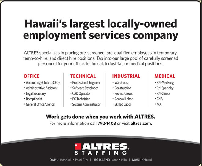 ALTRES Staffing