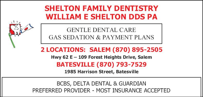 Shelton Bill DDS