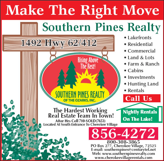 Southern Pines Realty Of The Ozarks Inc