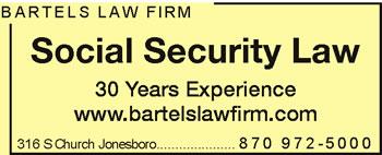 Bartels Law Firm LLC
