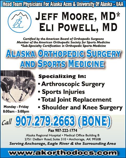 Alaska Orthopedic Surgery & Sports Medicine