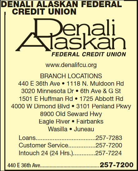Denali Alaskan Federal Credit Union