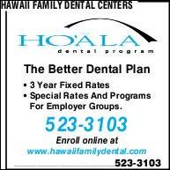 Hawaii Family Dental Centers