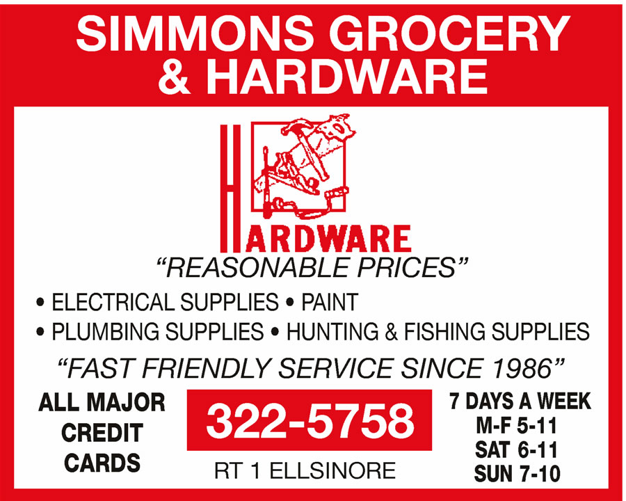 Simmons Grocery & Hardware