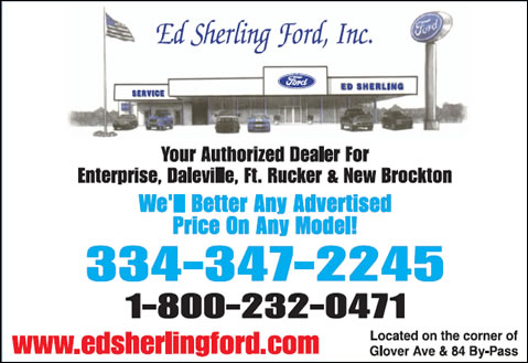 Ed Sherling Ford Inc