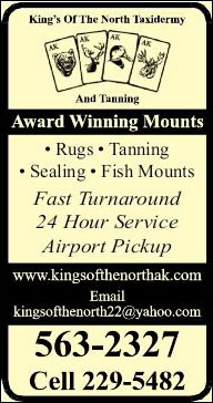 King's Of The North Taxidermy & Tanning