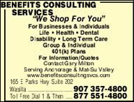 Benefits Consulting Services