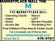 Marketplace Mall The