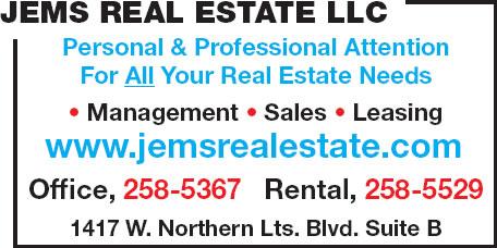 J E M S Real Estate LLC