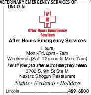 Veterinary Emergency Services Of Lincoln