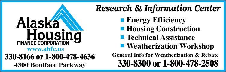 Alaska Housing Finance Corporation