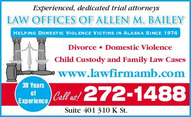 Bailey Allen M Law Office Of