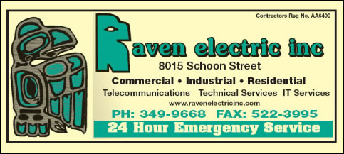 Raven Electric Inc