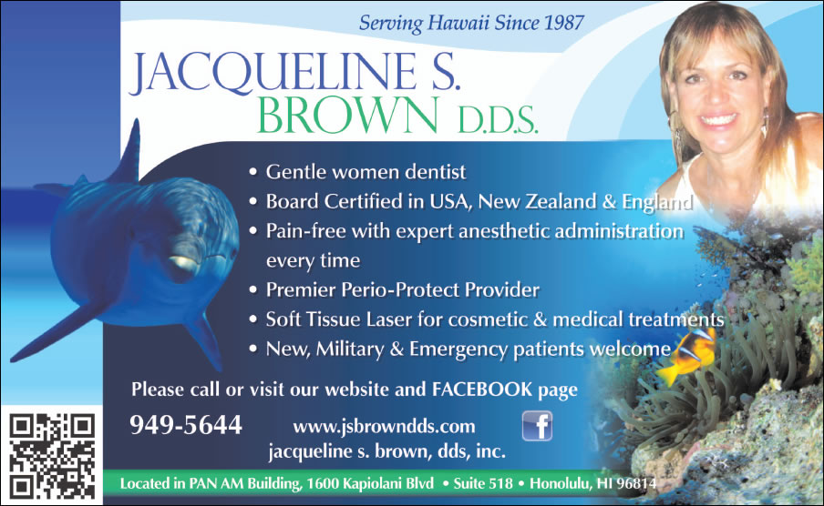 Brown Jacqueline S DDS Inc