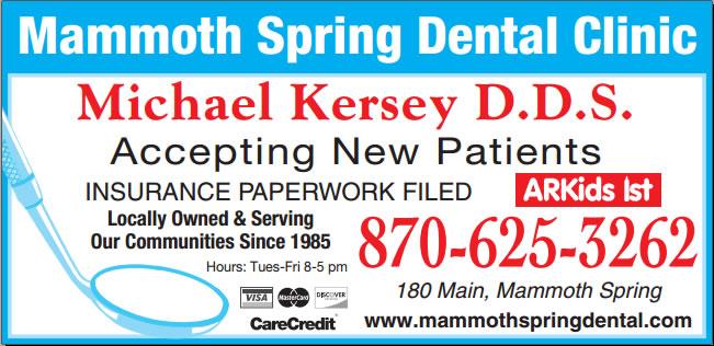 Mammoth Spring Dental Clinic LLC