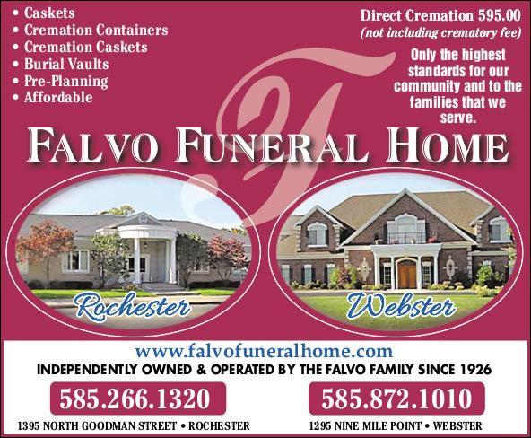 Falvo Funeral Home Inc