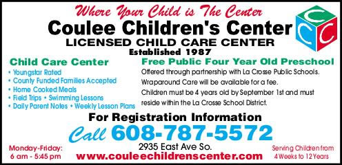 Coulee Children's Center
