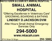 Mayo Town & Country Animal Hospital