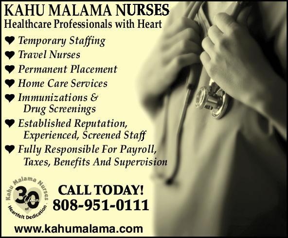 Kahu Malama Nurses Inc