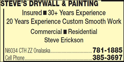 Steve's Drywall & Painting