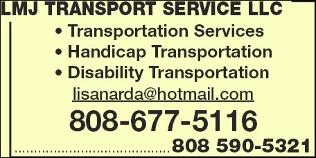 LMJ Transport Service LLC
