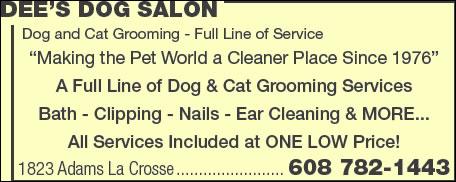Dee's Dog Salon