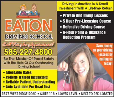 Eaton Driving School