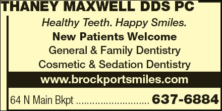 Thaney Maxwell DDS PC
