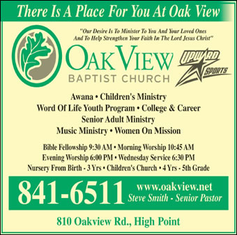 Oak View Baptist Church