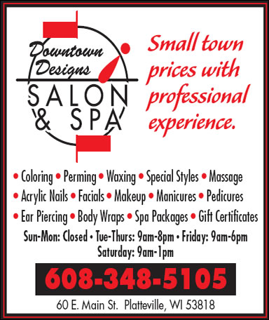 Downtown Designs Salon & Spa LLC