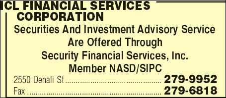ICL Financial Services Corporation