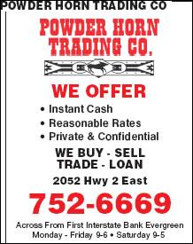 Powder Horn Trading Co
