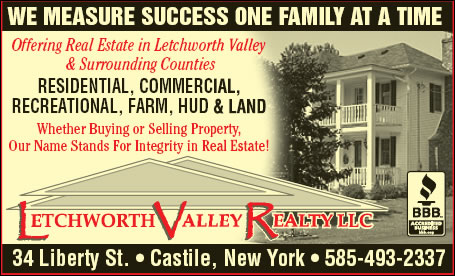 Letchworth Valley Realty LLC