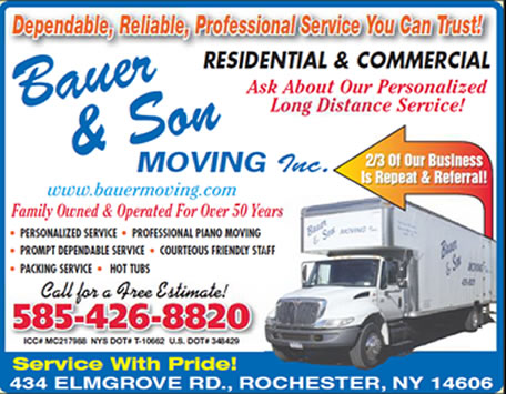 Bauer & Son Moving Inc