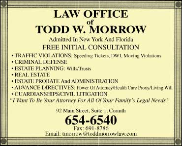 Law Office of Todd W Morrow